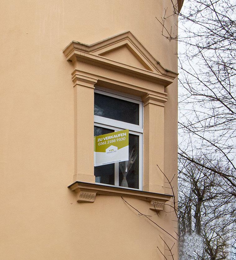 Vorankündigung:  Wohn-/ und Geschäftshaus in Weimar mit Rendite in guter Lage