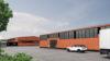 Gewerbehallen mit individuell gestaltbaren Grundrissen ab 2,99 €/m² für Lager und Logistik - Detailansicht Rendering